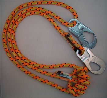 XTC-SSharpe Adjustable Positioning Lanyard