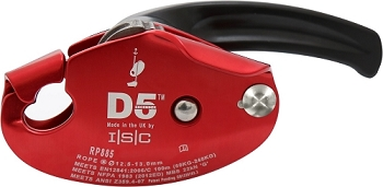 D5 Work/Rescue Descender